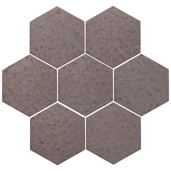 6x6 Oleson Hexagon Ash