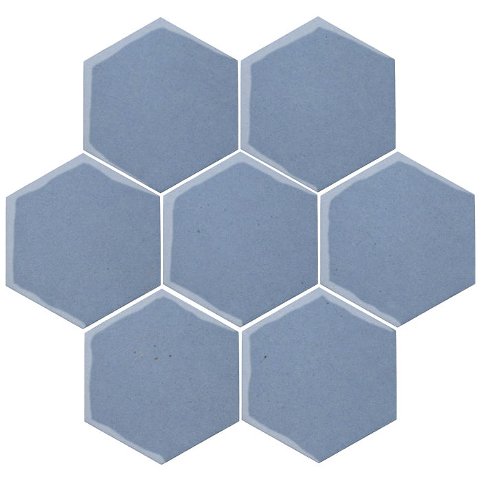6x6 Oleson Hexagon Frost
