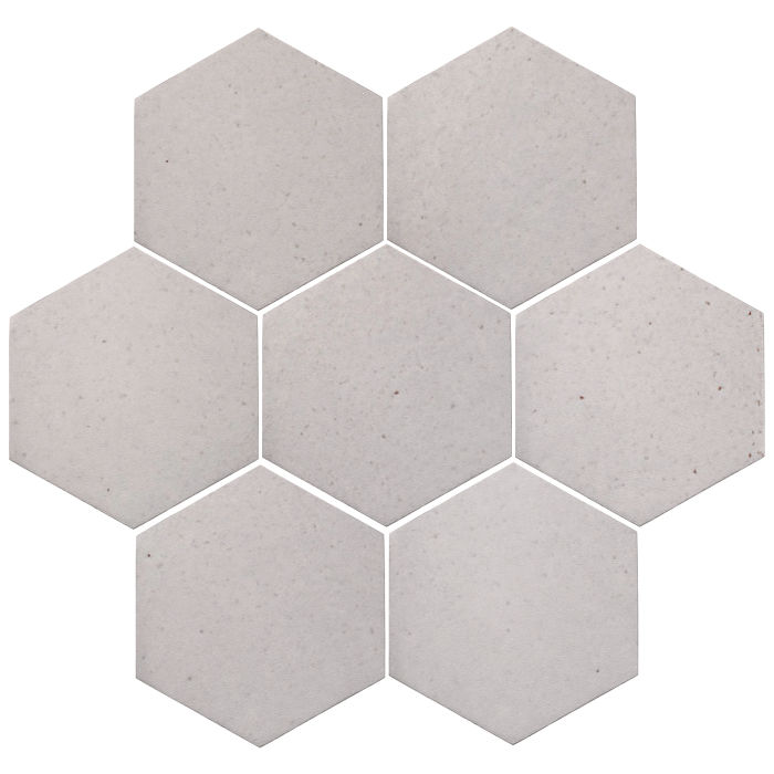 6x6 Oleson Hexagon Great White