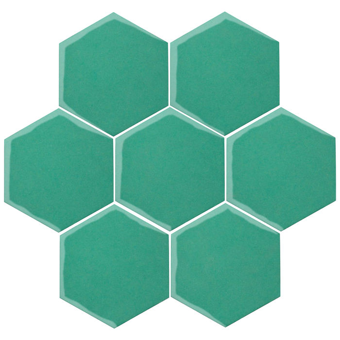 6x6 Oleson Hexagon Herbs 7724c