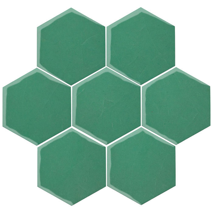 6x6 Oleson Hexagon Kale 7723c