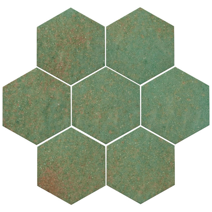 6x6 Oleson Hexagon Turtle 563u