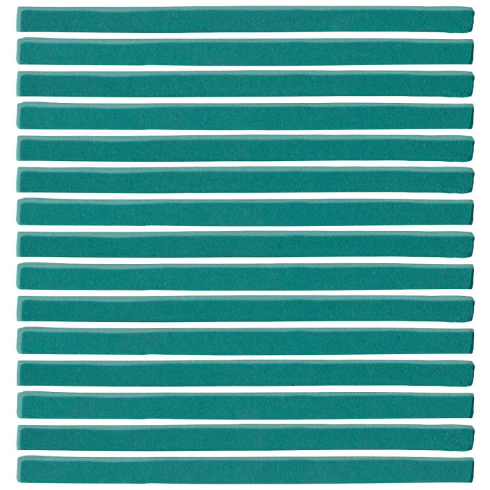 1x12 Oleson Real Teal 5483c