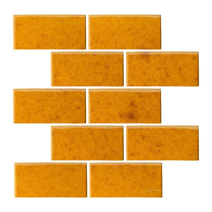 3x6 Oleson Cadmium Yellow