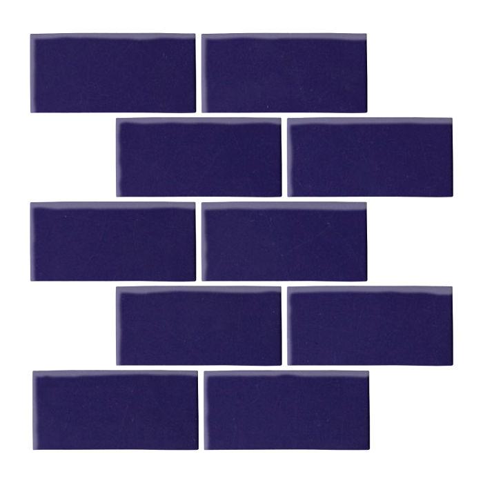 3x6 Oleson Ultramarine 2758c