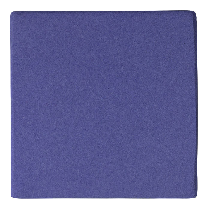 12x12 Oleson Blue Satin 7684u
