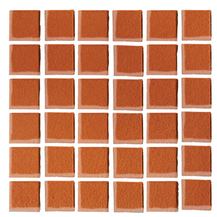 Color Spanish Brown Series Oleson Shape Square