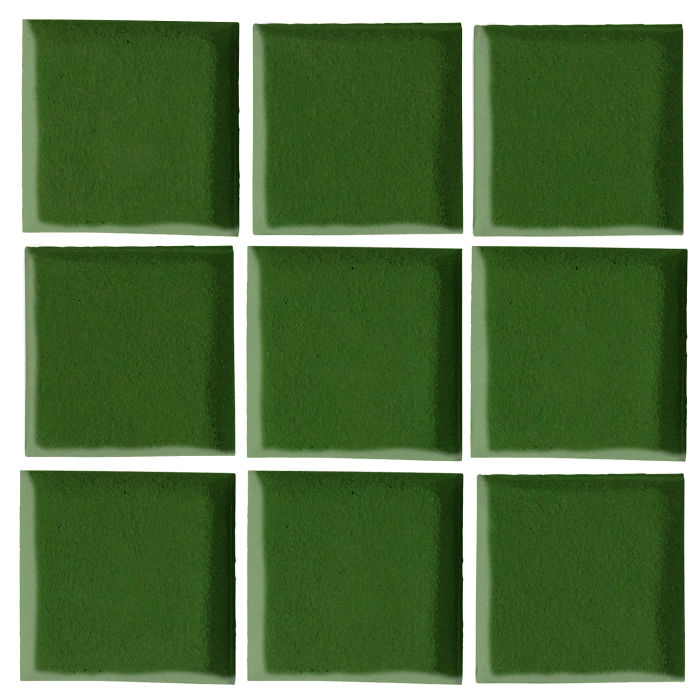 3x3 Oleson Lucky Green 7734c