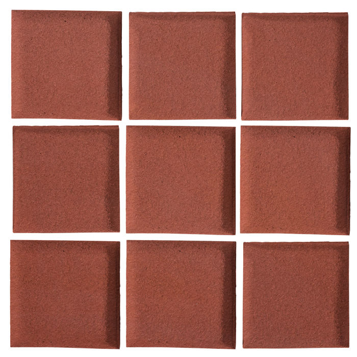 3x3 Oleson Monrovia Red