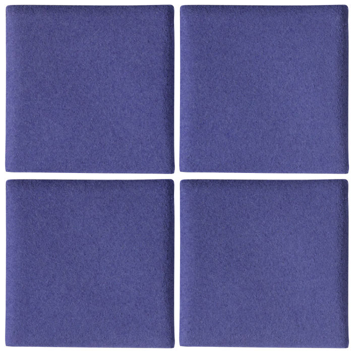 4x4 Oleson Blue Satin 7684u