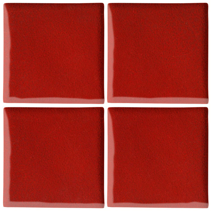 4x4 Oleson Brick Red 7624c