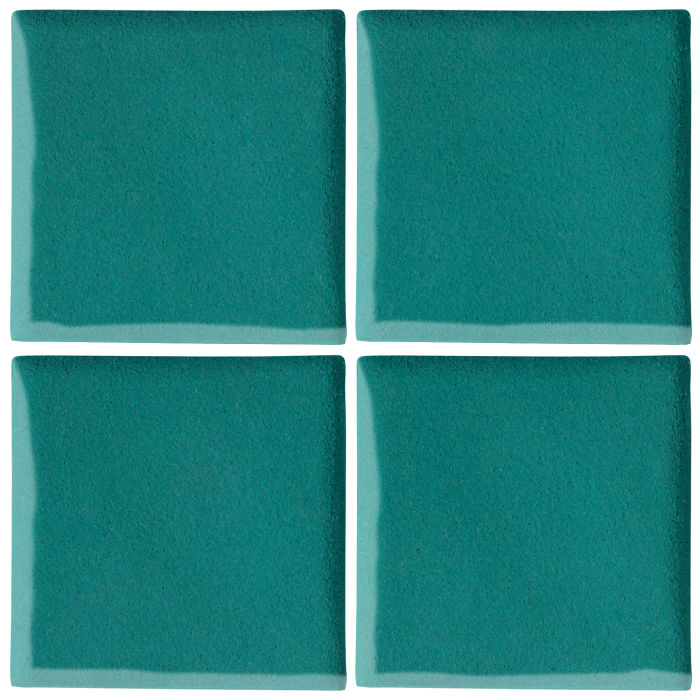 4x4 Oleson Real Teal 5483c