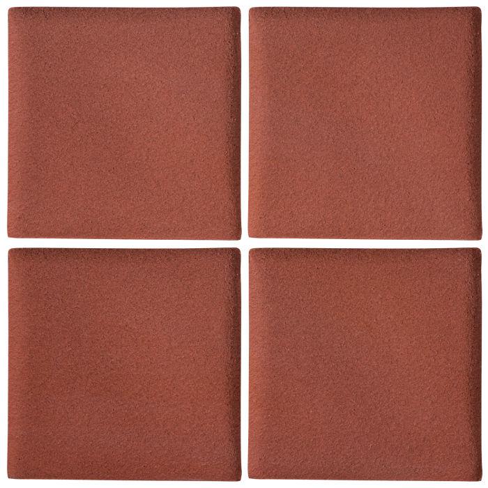 6x6 Oleson Monrovia Red