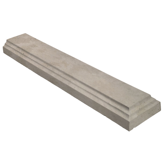 11.5x60 Baluster Base Terminal Natural Gray Limestone