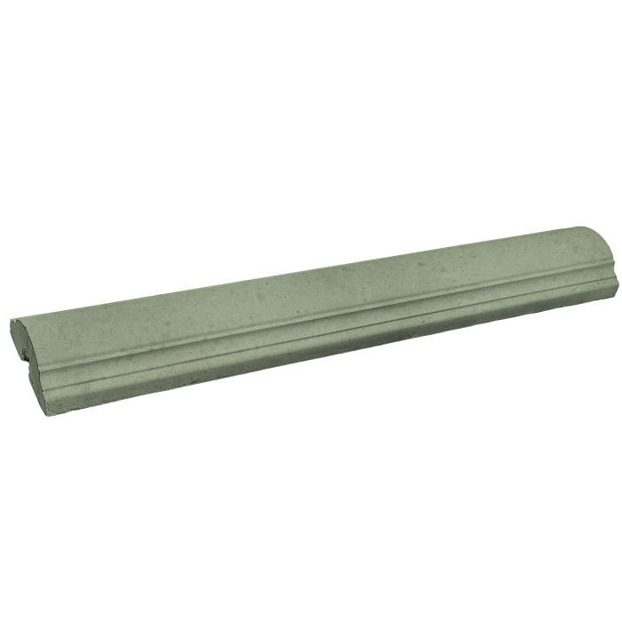 9x52 Handrail 1 Straight Ocean Green Light
