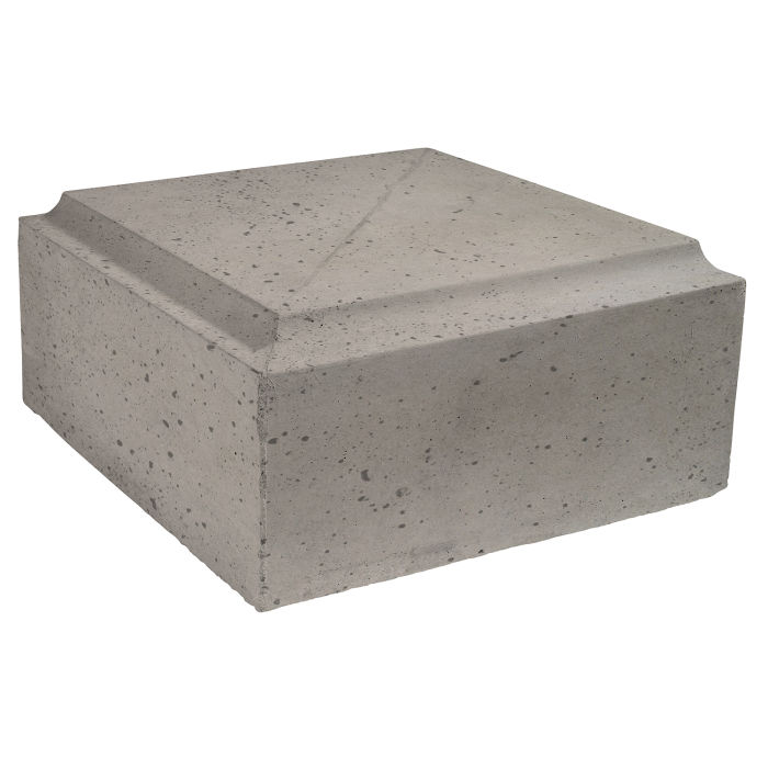 Starter Base Natural Gray Travertine