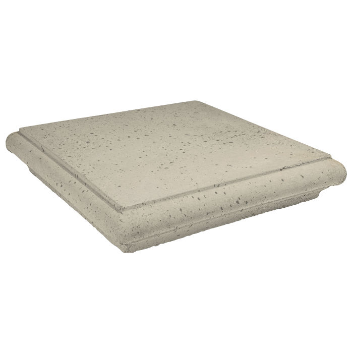 Starter Cap Early Gray Travertine