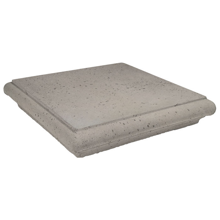 Starter Cap Natural Gray Travertine