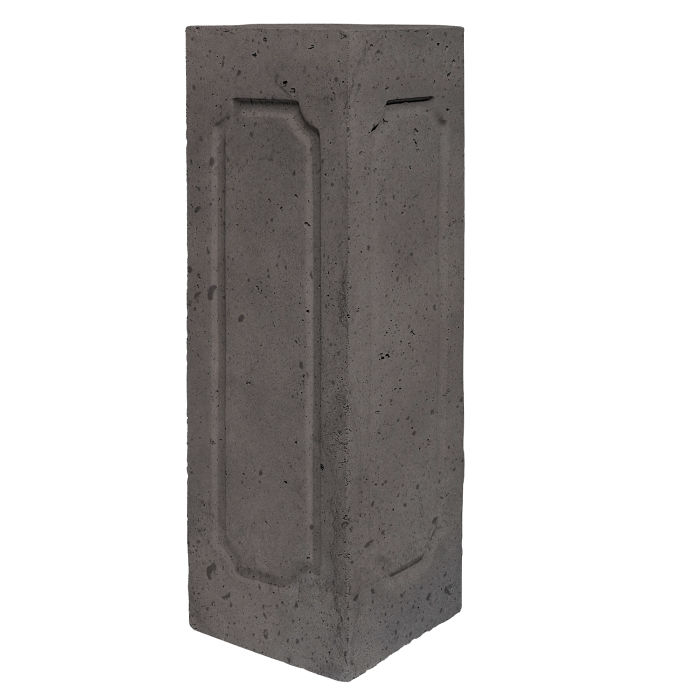 Starter Column 2 Side Corner Charcoal Luna