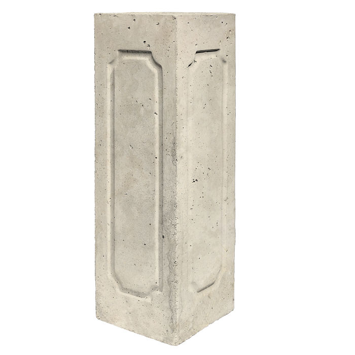 Starter Column 2 Side Corner Rice Limestone