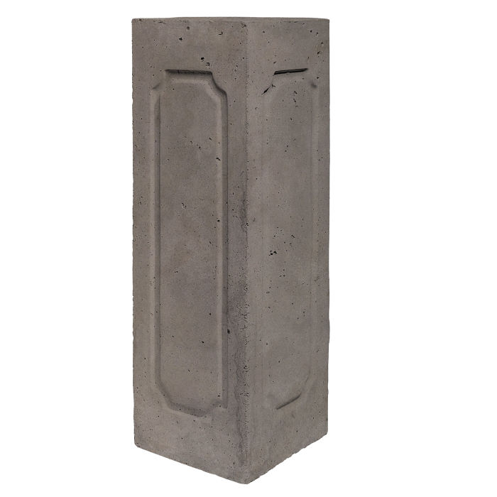 Starter Column 2 Side Corner Smoke Limestone