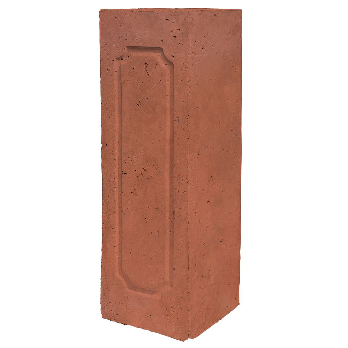 Starter Column 2 Side Opposite Mission Red Limestone