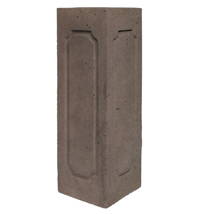 Starter Column 3 Side Corner Charley Brown Limestone