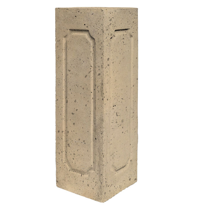 Starter Column 3 Side Corner Hacienda Travertine