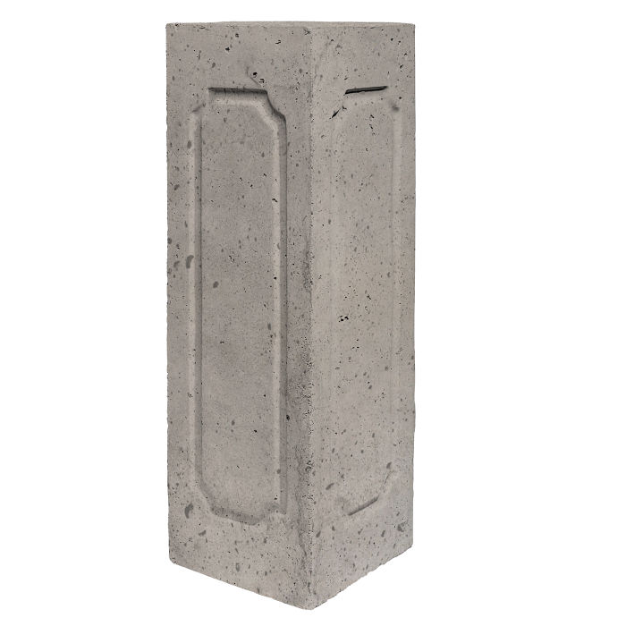 Starter Column 3 Side Corner Natural Gray Luna