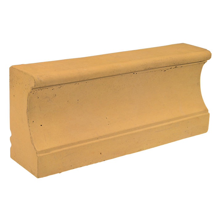 ROMCURB-STRAIGHT-25IN-BUFF-STD