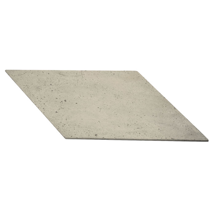 12x24 Roman Pavers Chevron B Early Gray Luna