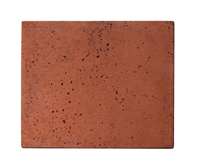 10x12x2 Roman Paver Mission Red Travertine