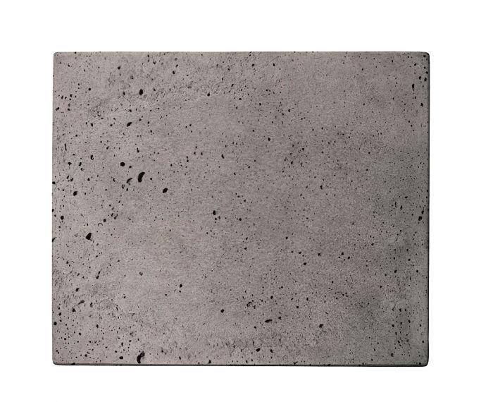 10x12x2 Roman Paver Sidewalk Gray Luna