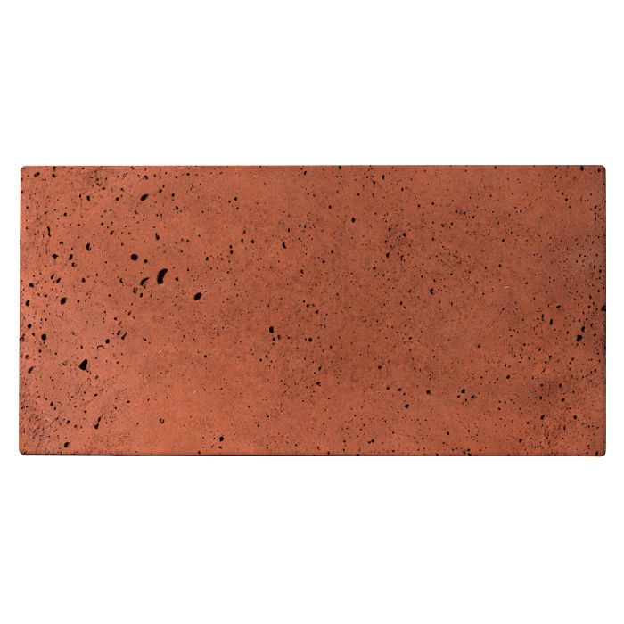 12x24x2 Roman Paver Mission Red Luna
