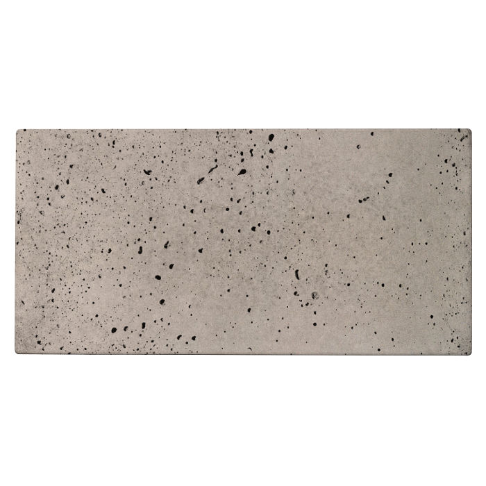 12x24x2 Roman Paver Natural Gray Travertine