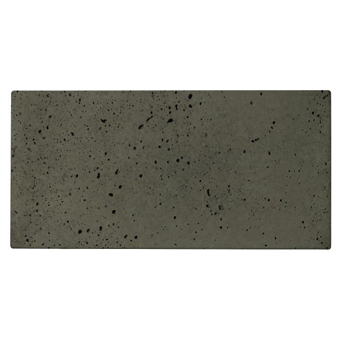 12x24x2 Roman Paver Ocean Green Dark Travertine