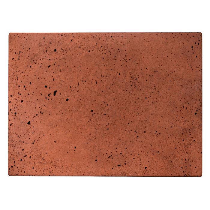 16x24x2 Roman Paver Mission Red Luna