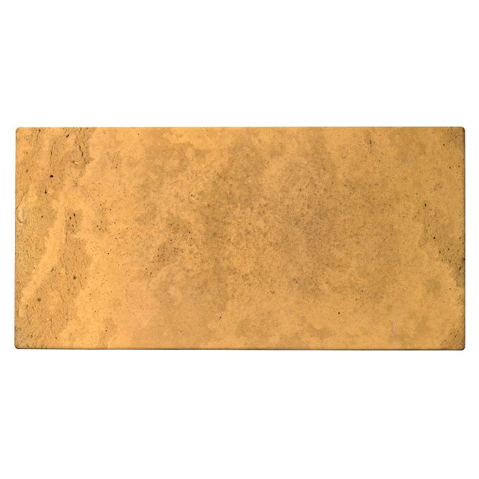 6x12x2 Roman Paver Buff Limestone