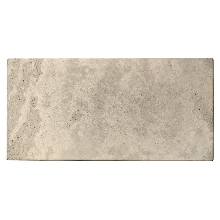 6x12x2 Roman Paver Early Gray Limestone