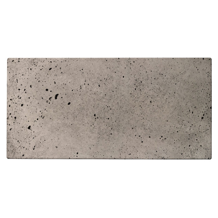 6x12x2 Roman Paver Natural Gray Luna