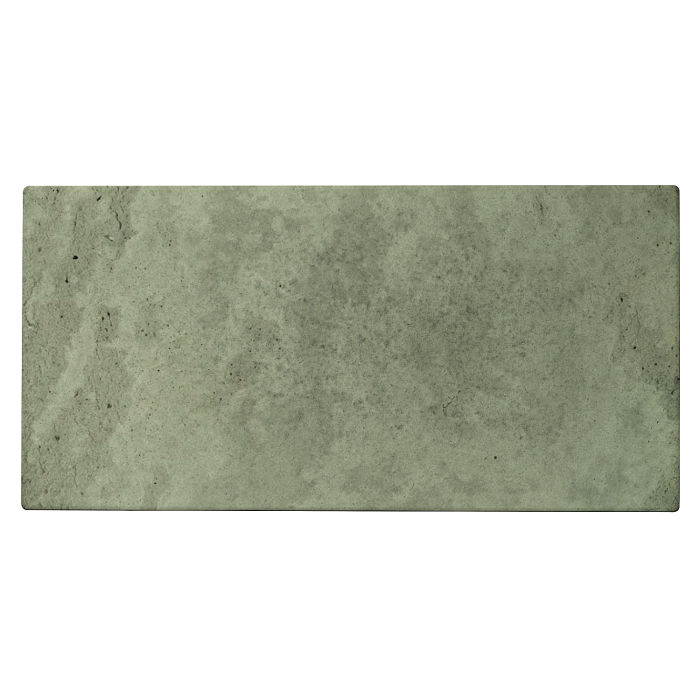 6x12x2 Roman Paver Ocean Green Light Limestone