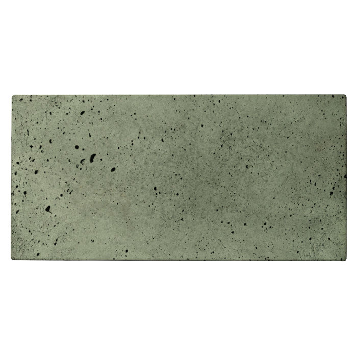 6x12x2 Roman Paver Ocean Green Light Luna