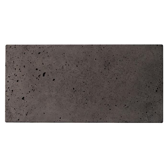 8x16x2 Roman Paver Charcoal Luna