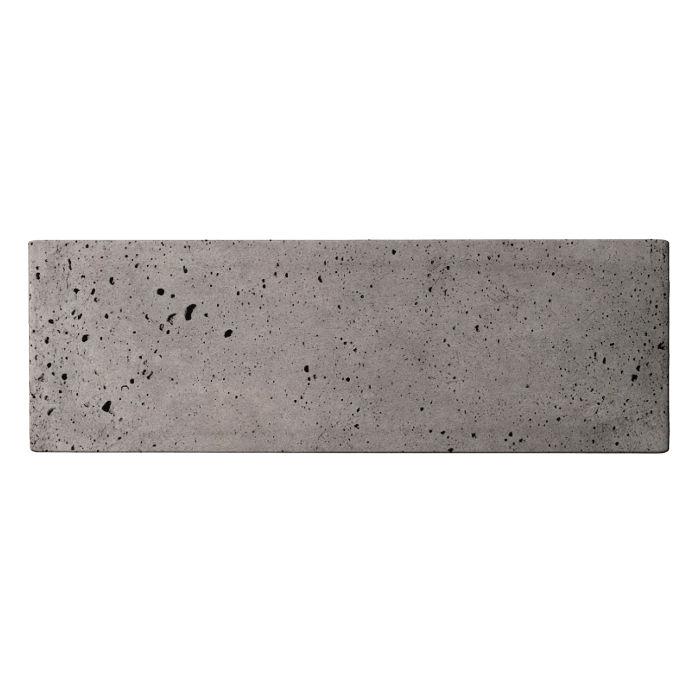 8x24x2 Roman Paver Sidewalk Gray Luna