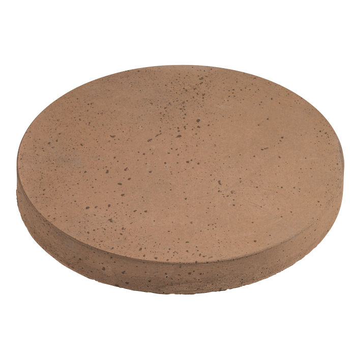 12x12 Roman Pavers Round Flagstone Travertine