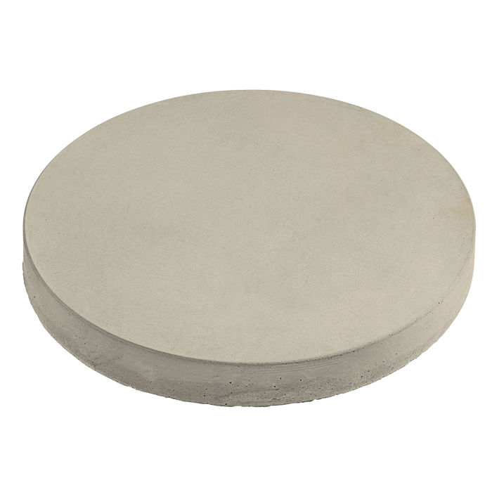 18x18 Roman Pavers Round Early Gray