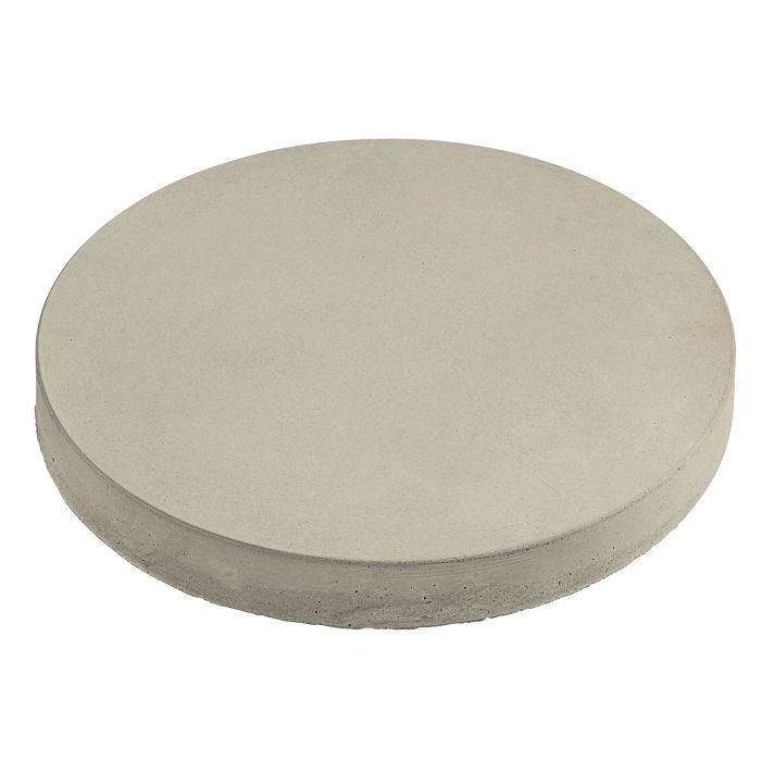 18x18 Roman Pavers Round Early Gray