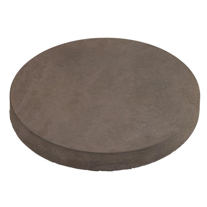 24x24 Roman Pavers Round Charley Brown Limestone