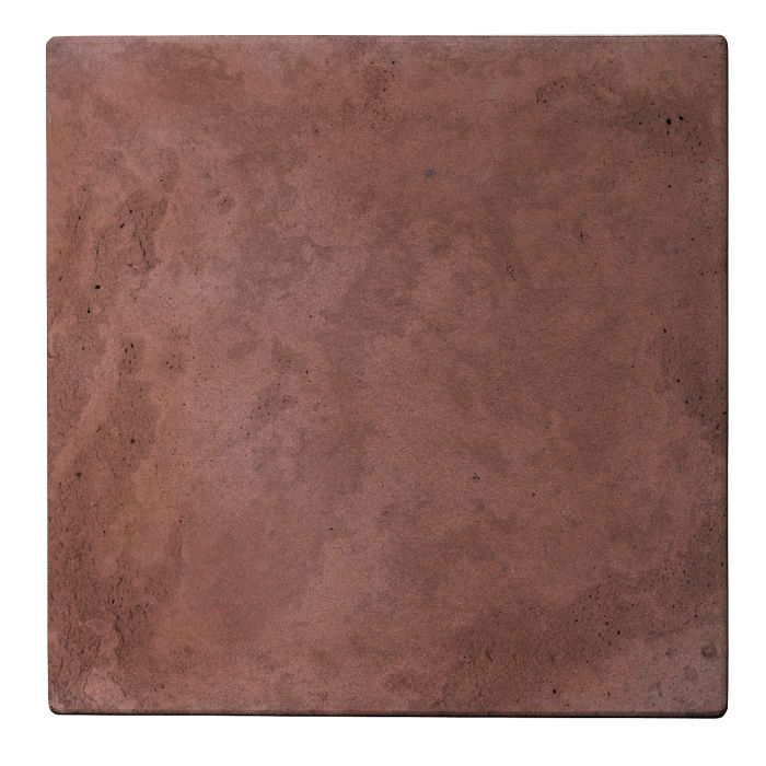 12x12x2 Roman Paver City Hall Red Limestone