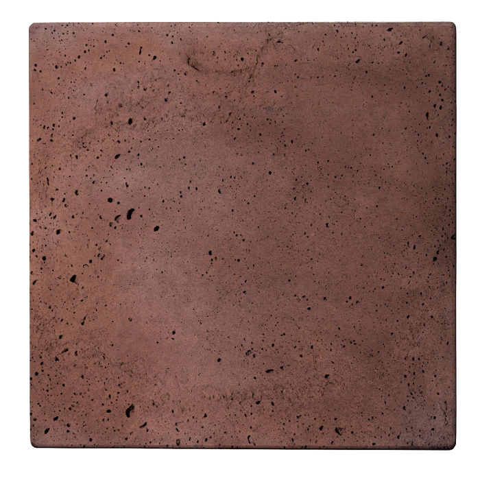 12x12x2 Roman Paver City Hall Red Luna